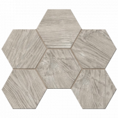 Мозаика Tarkin  TA01 Light Beige Hexagon 25x28.5 непол.(10 мм)